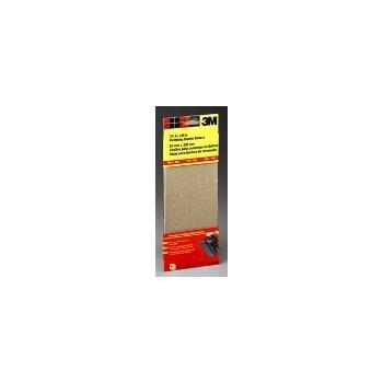 3M 05114409215 Power Sander Sanding Sheet, Fine Grit ~ 3.66 x 9 inch
