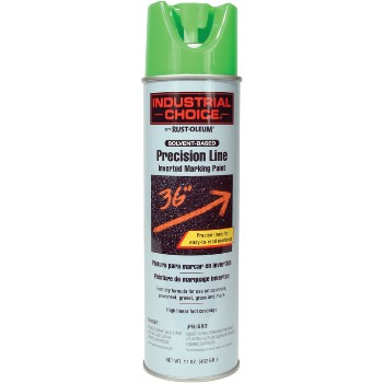Marking Paint, Fluorescent Green ~ 17 oz.