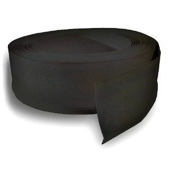 "Cove Base - Vinyl - Black  - 4"" x 20'"
