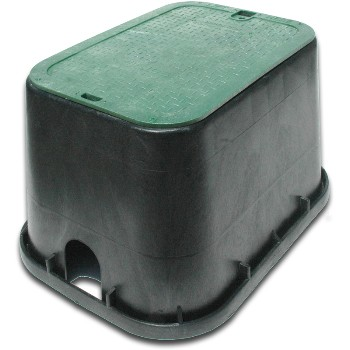 "Valve Box, Rectangular ~ 14"" x 19"" x 12"" H"