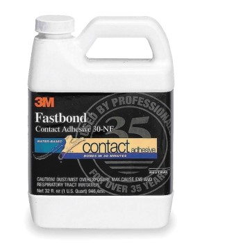 FastBond Contact Cement, Neutral ~ Quart