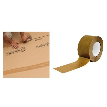 "FloorShell Contactor Grade Seam Tape ~ 2.83"" x 180 Ft"