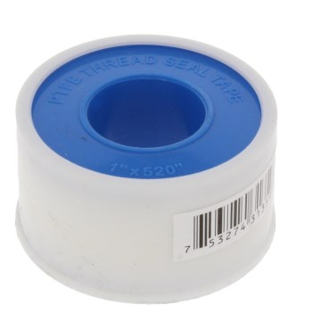 3135 1x520 Ptfe Thread Tape