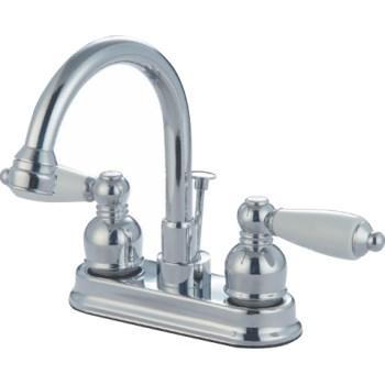 2 Handle Lavatory & Bar Faucet Chrome