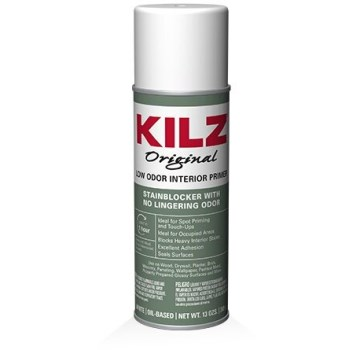 MasterChem   10444 KILZ Low Odor Interior Primer,  White ~ 13 oz  Aerosol