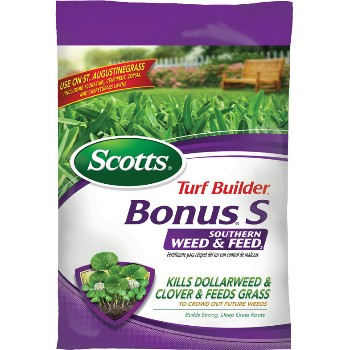 Turf Builder Bonus S ~ Weed & Feed