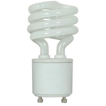 Satco Products S8203 Spiral CFL Bulb ~ 13 Watt