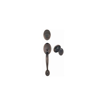 Hardware House/Locks 424788 Handleset, Jemison Cordova