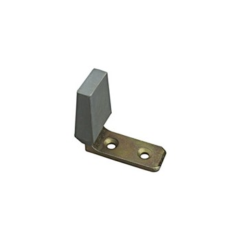 Zinc Floor Door Stop, Visual Pack 229