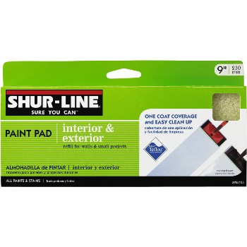 Paint Pad Refill, Non-Stick ~  9""
