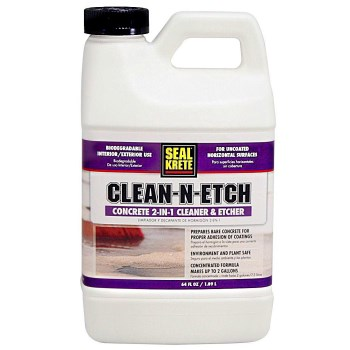 Seal-Krete Concrete Clean-N-Etch ~  64 oz