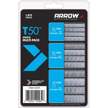 T50 Hd Multi-Pack Staples