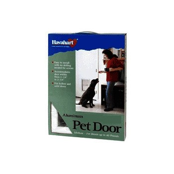 Large Metal Dog Door