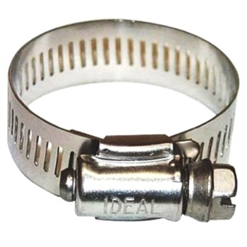 "Micro-Gear Clamp, Stainless Steel ~ 5/16"" x 7/8"""