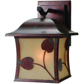 Outdoor Light Fixture, Wall Mount ~ Royal Bronze