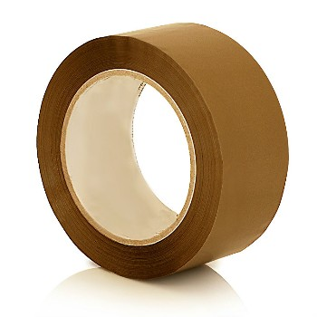 "Sealing Tape, Tan ~ 2"" x 55 Yd (NM)"