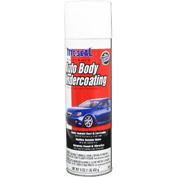 Car Undercoat Spray - Gunk Tite Seal