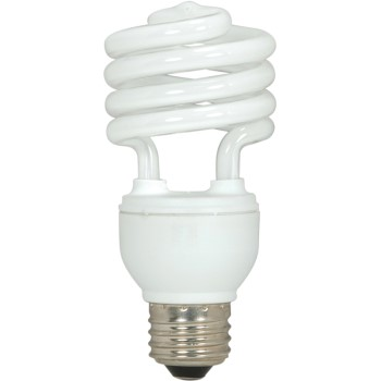 Satco Products S6273 3pk Spiral Cfl Bulb
