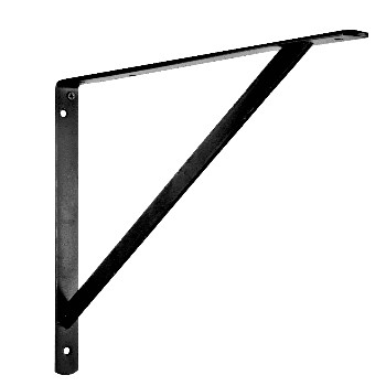 "Shelving Brackets,  Black Max  ~ 20"" x 13"""