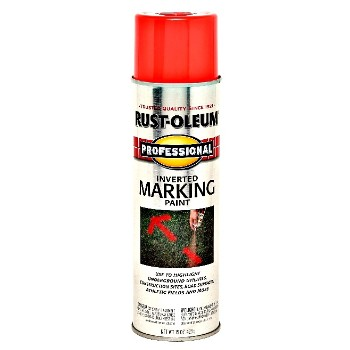 buy the rust oleum 2558838 inverted marking paint flr