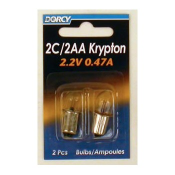 2c/2aa Krypton Bulb