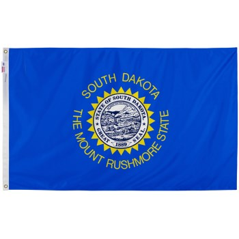 3ft. X5ft. South Dakota Flag