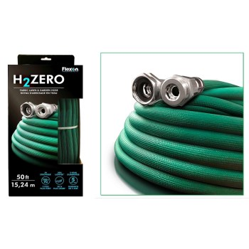 Flexon Industries H2ZERO50CN Flexon H2 Zero Compact Hose ~ 50 Ft