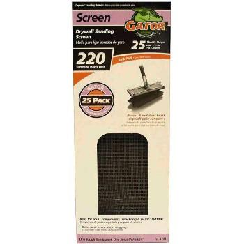 Ali Industries 4255 4x11 220 Sanding Screen