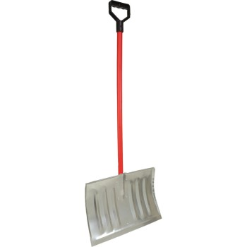 Steel Blade Snow Shovel ~ 18""