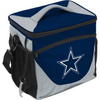 Logo Brands 609-63 NFL Logo Cooler, 24 can ~ Dallas Cowboys