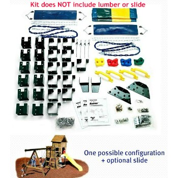 Swing N Slide NE5010 Kodiak Playground  Hardware Kit