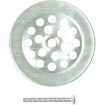 Tub Drain Grid & Screw
