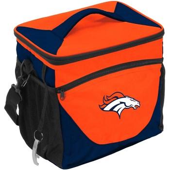 Logo Brands 610-63 Denver Broncos Cooler