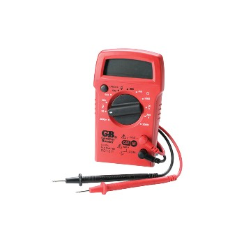 Digital Multimeter, 3-Function