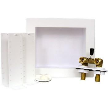 Oatey 38535 Single Lever Washing Machine Box