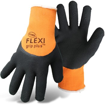 Latex Palm Gloves ~ Large