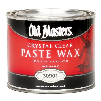 Paste Finishing Wax - 1 lb can