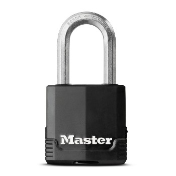 MasterLock M115XDLFHC All Weather Padlock - 1 3/4 inch