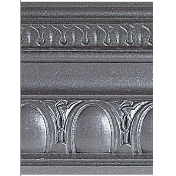 Metallic Paint, Steel Gray ~ Quart