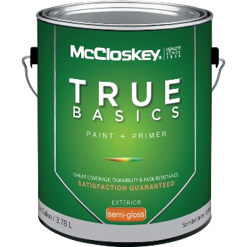 Exterior Semi-Gloss Tint Base Paint 1 Gal.