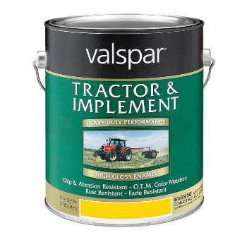 Tractor & Implement Paint, Yellow ~ Gallon