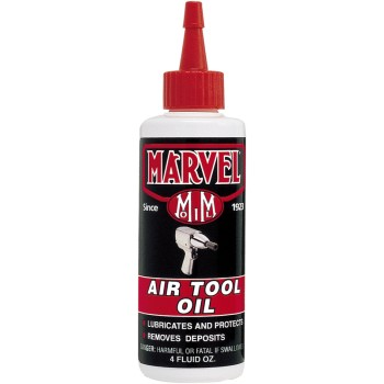 Mm080r 4oz Marvel Air Tool Oil