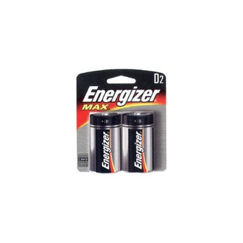 2pk D Alkaline Battery