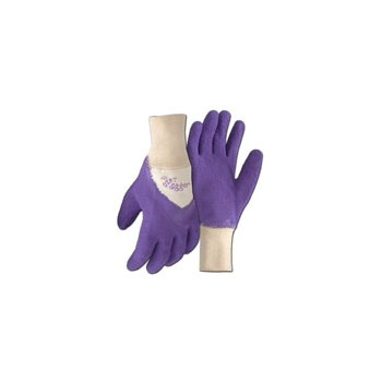 Ladies Gloves, Dirt Digger - Violet ~ Small