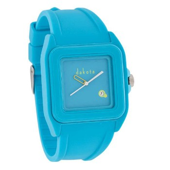 Retro Jelly, Baby Blue Dial & PU Band