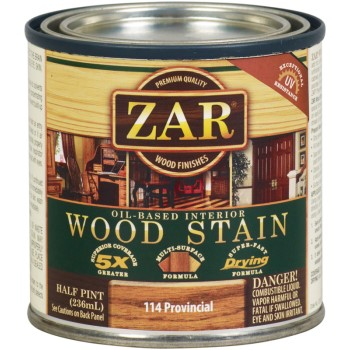 Wood Stain~Provincial, 1/2 Pint