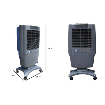 EssickAir CP70 Portable Evaporative Cooler ~ 700 CFM CP70