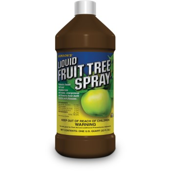 Fruit Tree Spray - Liquid - 1 Quart