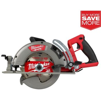 "M18 FUEL - READ HANDLE 7.25"" CIRCULAR SAW BASE UNIT, TOOL ONLY."