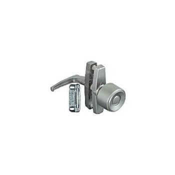 Aluminum Knob Latch, Visual Pack 1307